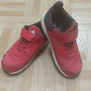 Adidas toddler shoes size 10